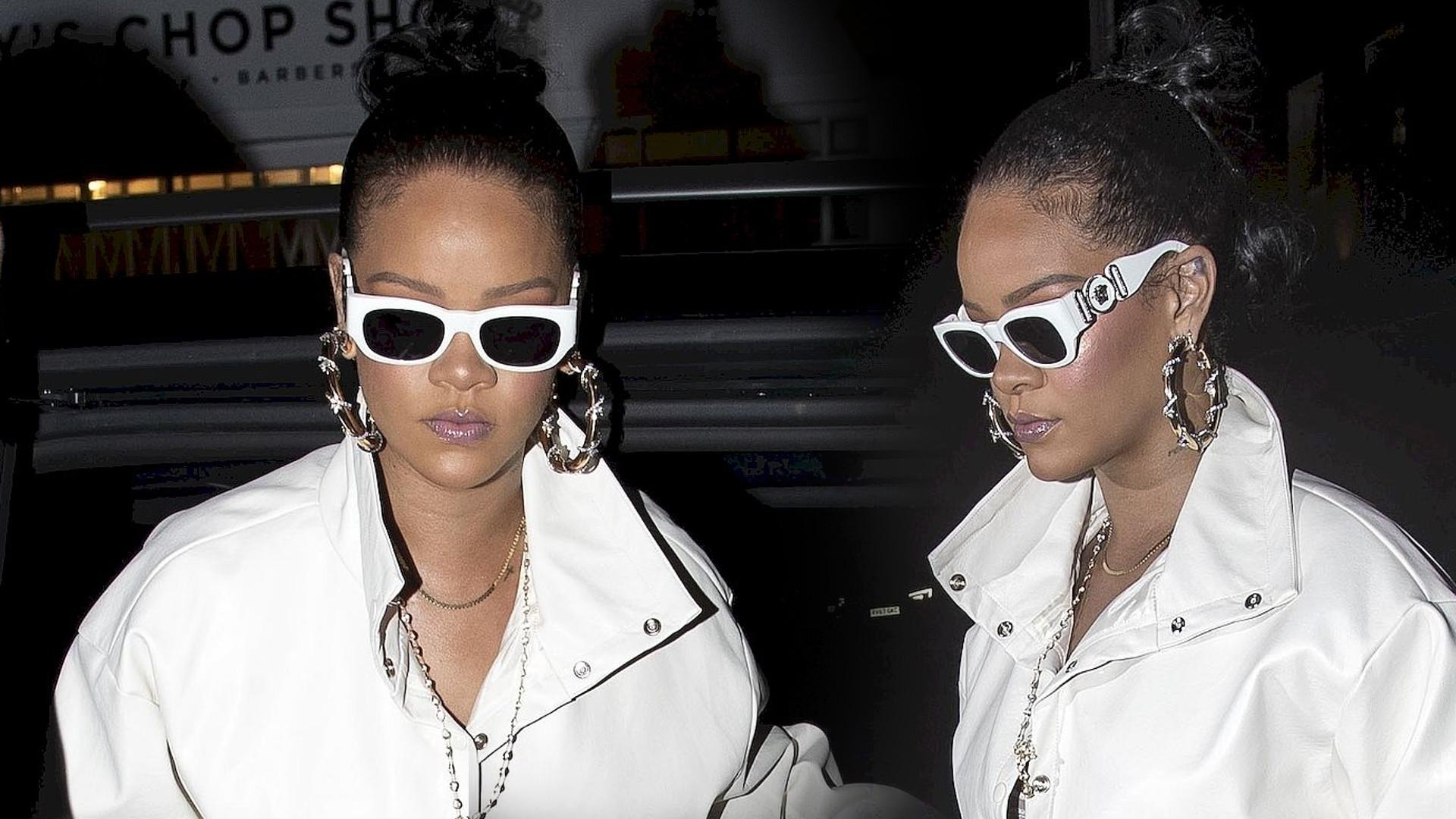 Rihanna jest w CIĄŻY? Zrobiła to, co wiele gwiazd, gdy spodziewają się dziecka (ZDJĘCIA)