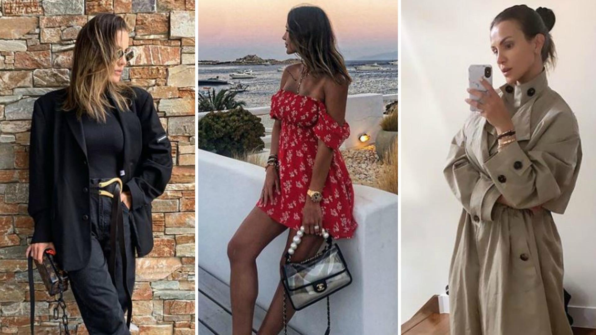Sara Boruc ma bardzo ORYGINALNY styl – zobaczcie, jak ubiera się na co dzień