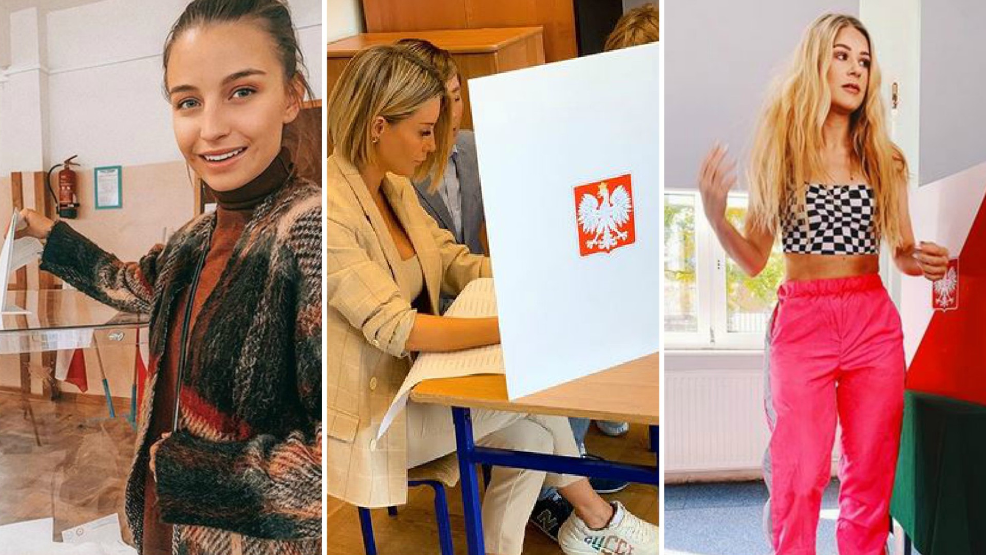 Gwiazdy idą głosować – Instagram zalała fala zdjęć sprzed urn wyborczych (ZDJĘCIA)