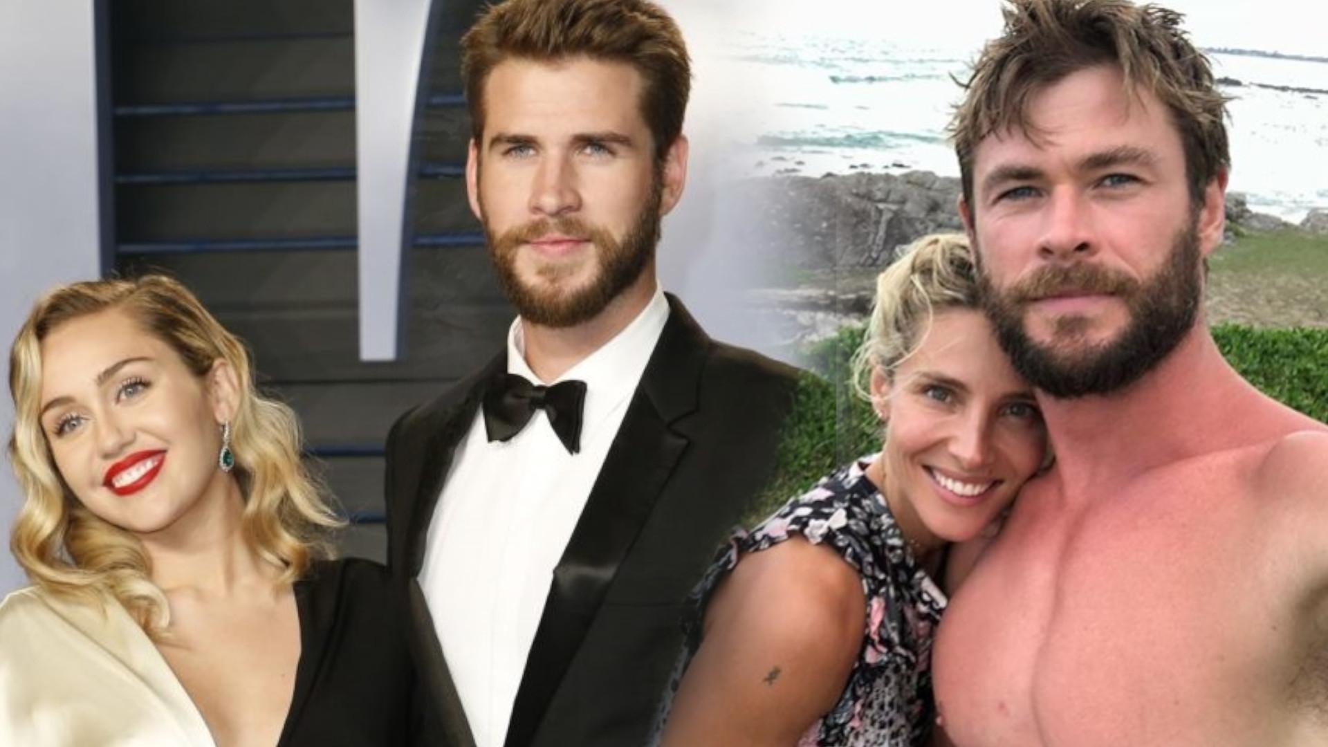 Szwagierka Liama Hemsworth'a po raz pierwszy o jego rozstaniu z Miley. Jedynym zdaniem ZGASIŁA artystkę