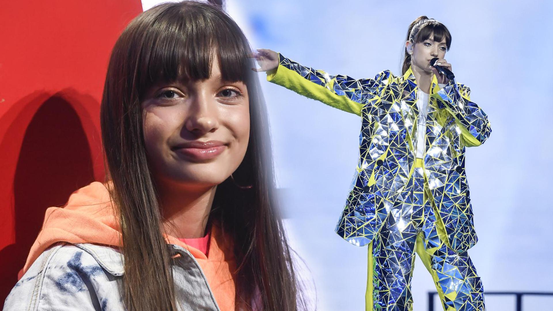 Wiktoria Gabor ma największe szanse na wygraną w Eurowizji Junior 2019. Na YouTubie jest już GWIAZDĄ