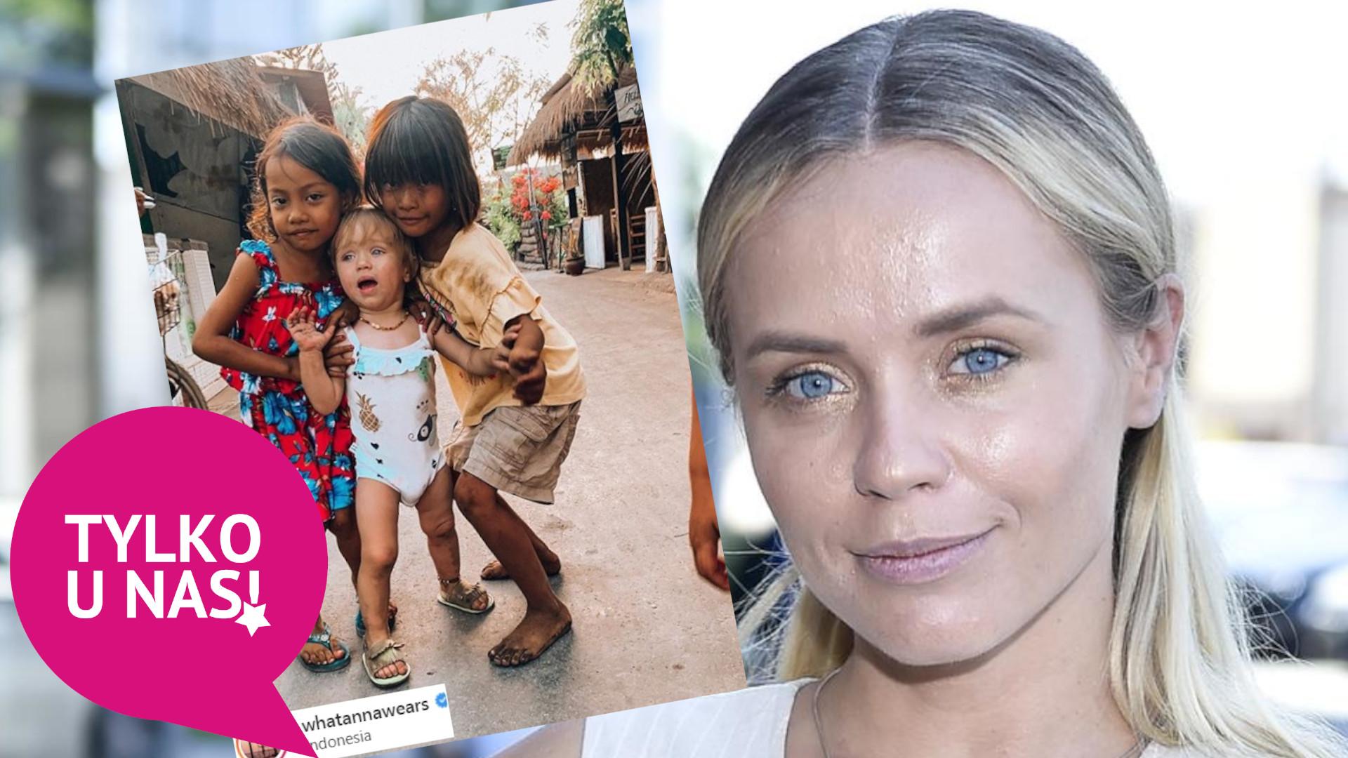 Anna Skura o podróżowaniu z roczną córką w egzotyczne kraje(WIDEO)
