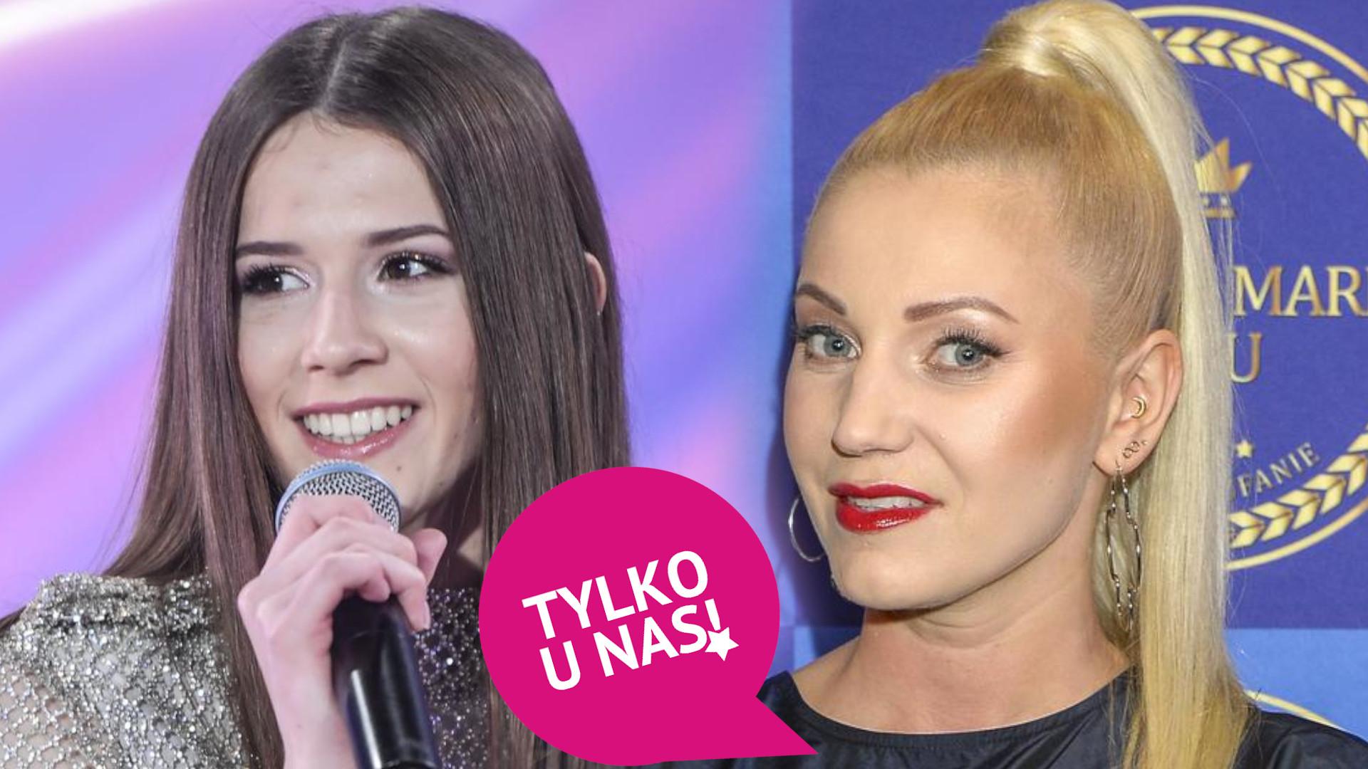 """Daria Ładocha o Roksanie Węgiel: """"To nie jest mój typ muzyki"""" (WIDEO)"""