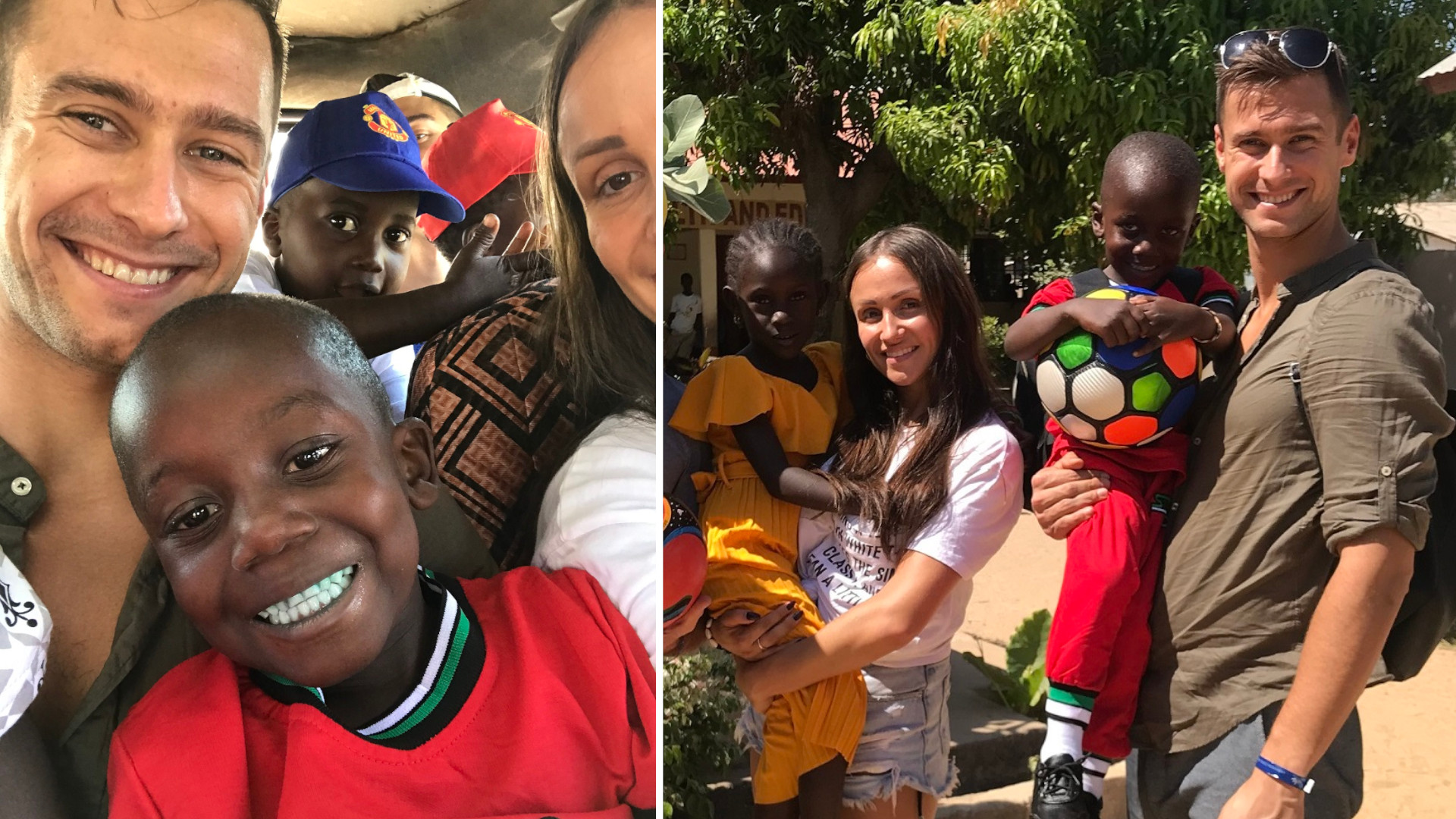 Sylwia i Mikołaj z Love Island wyjechali do Gambii. Zdecydowali się tam na POWAŻNY krok