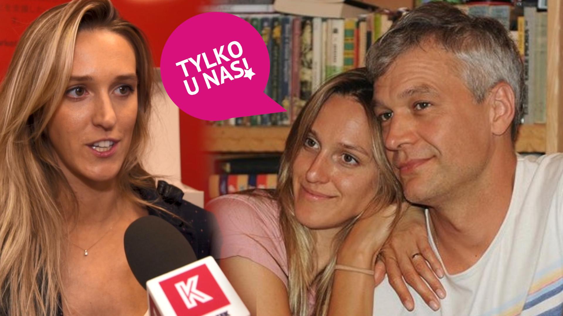 Michał Żebrowski z żoną przestali nagrywać vlogi na YT. Ola Żebrowska tłumaczy nam dlaczego?