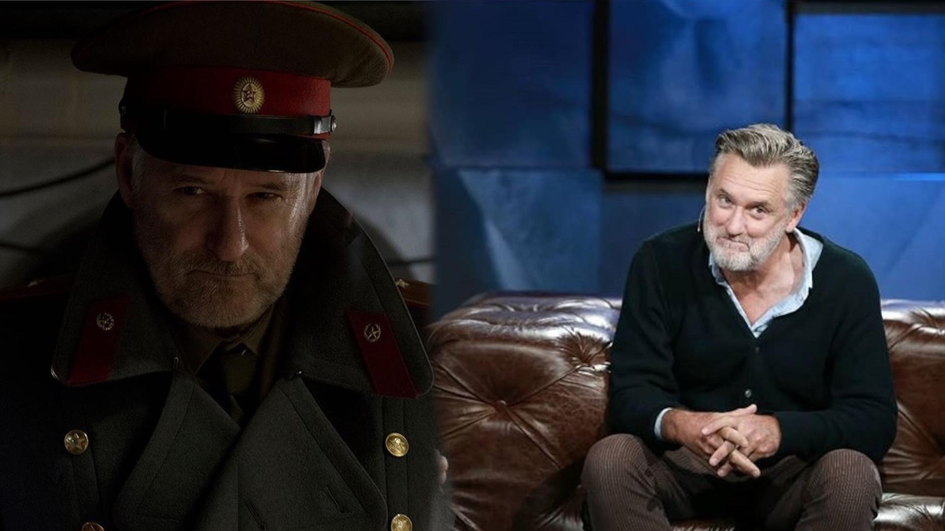Hollywoodzki aktor u Kuby Wojewódzkiego. Drwił z Roberta Więckiewicza
