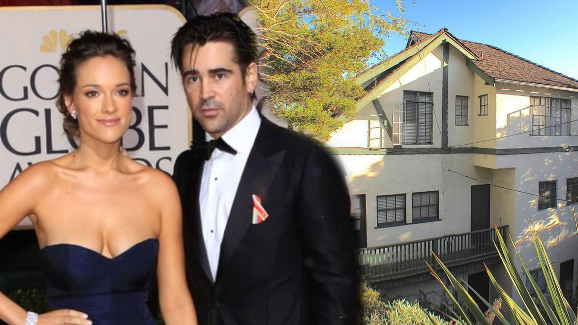 Alicja Bachleda-Curuś i Colin Farrell sprzedają wspólną posiadłość. Tak aktorka mieszkała w Hollywood