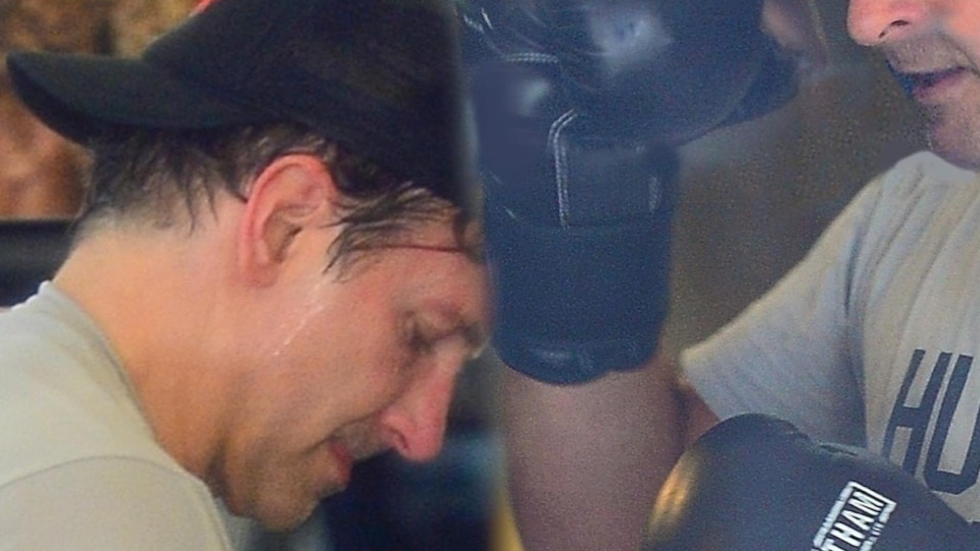 Bradley Cooper PAKUJE na siłowni, kiedy Irina Shayk jest na spacerze z córką
