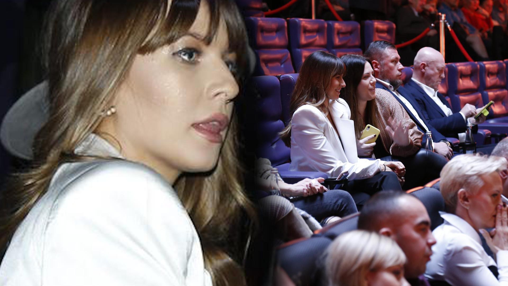 """OMG! Anna Lewandowska na premierze filmu """"Proceder"""" – ucieka przed paparazzi"""