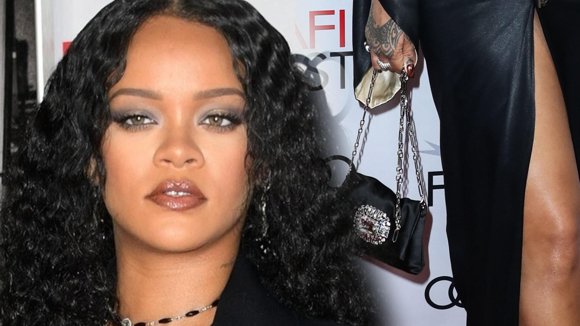 Rihanna w sukience z 1995 roku. Wyznacza nową modę!