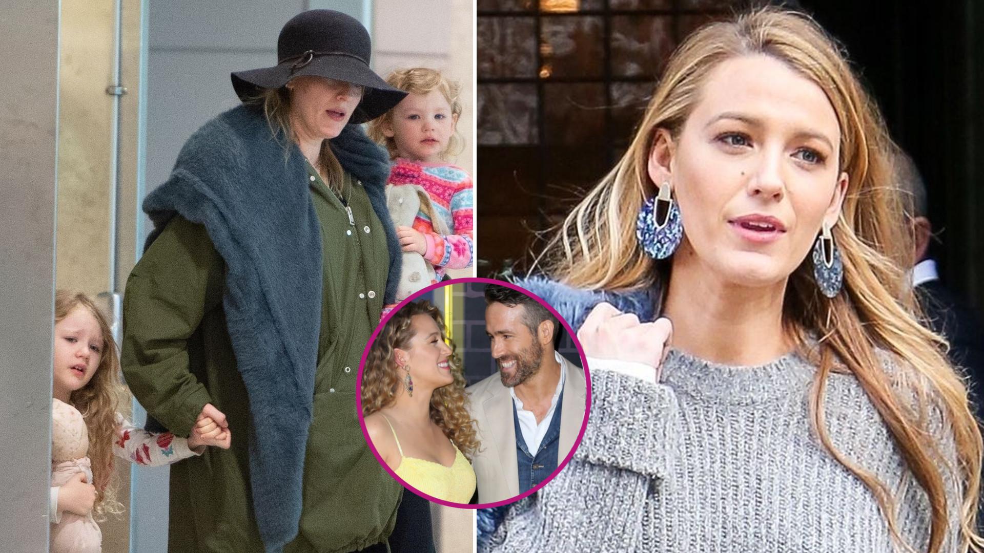 Blake Lively SKASOWAŁA prawie wszystkie posty na Instagramie – również te, na których była z mężem