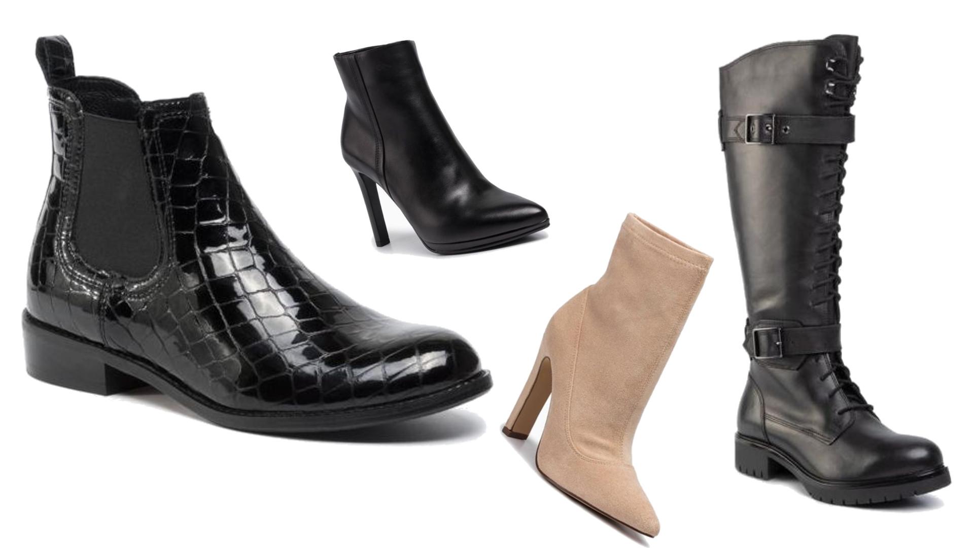 W CCC 20% TANIEJ z okazji Black Week – botki, kozaki i buty sportowe
