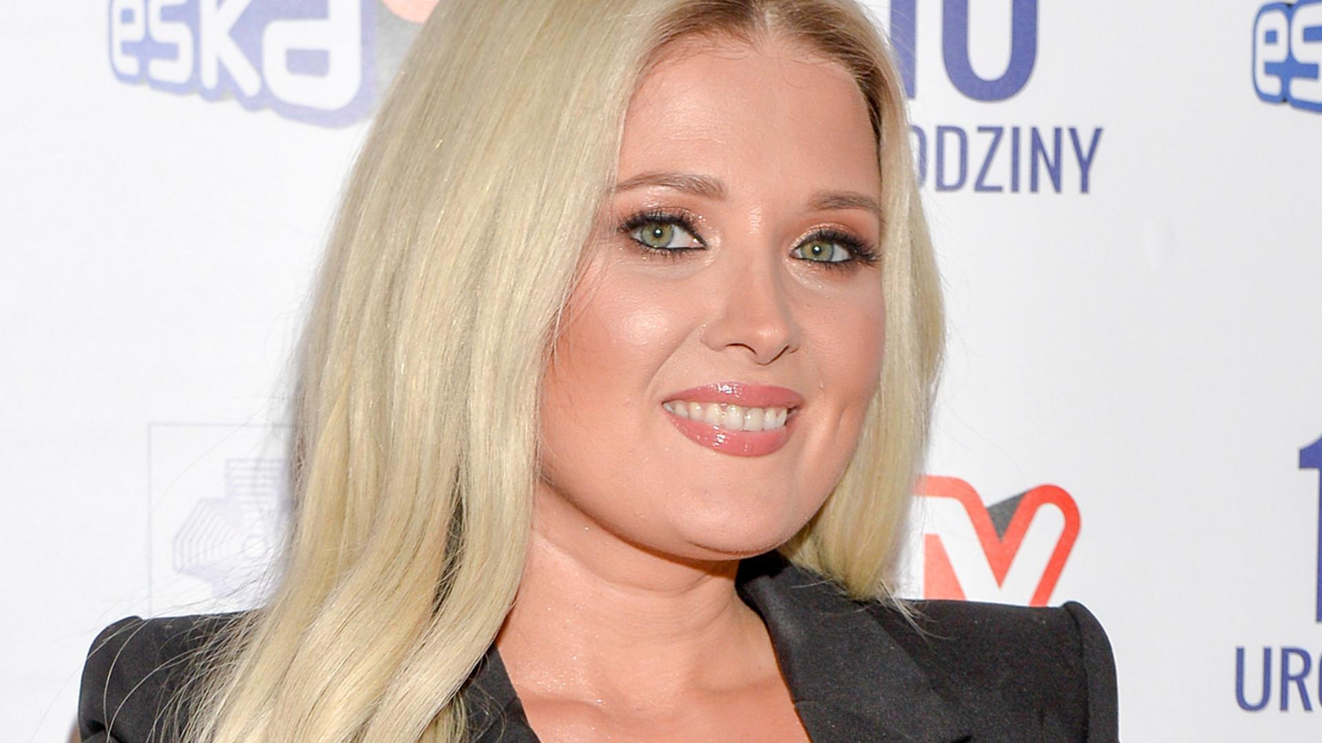 Gosia Andrzejewicz BEZ DOCZEPÓW – zmieniła też kolor włosów