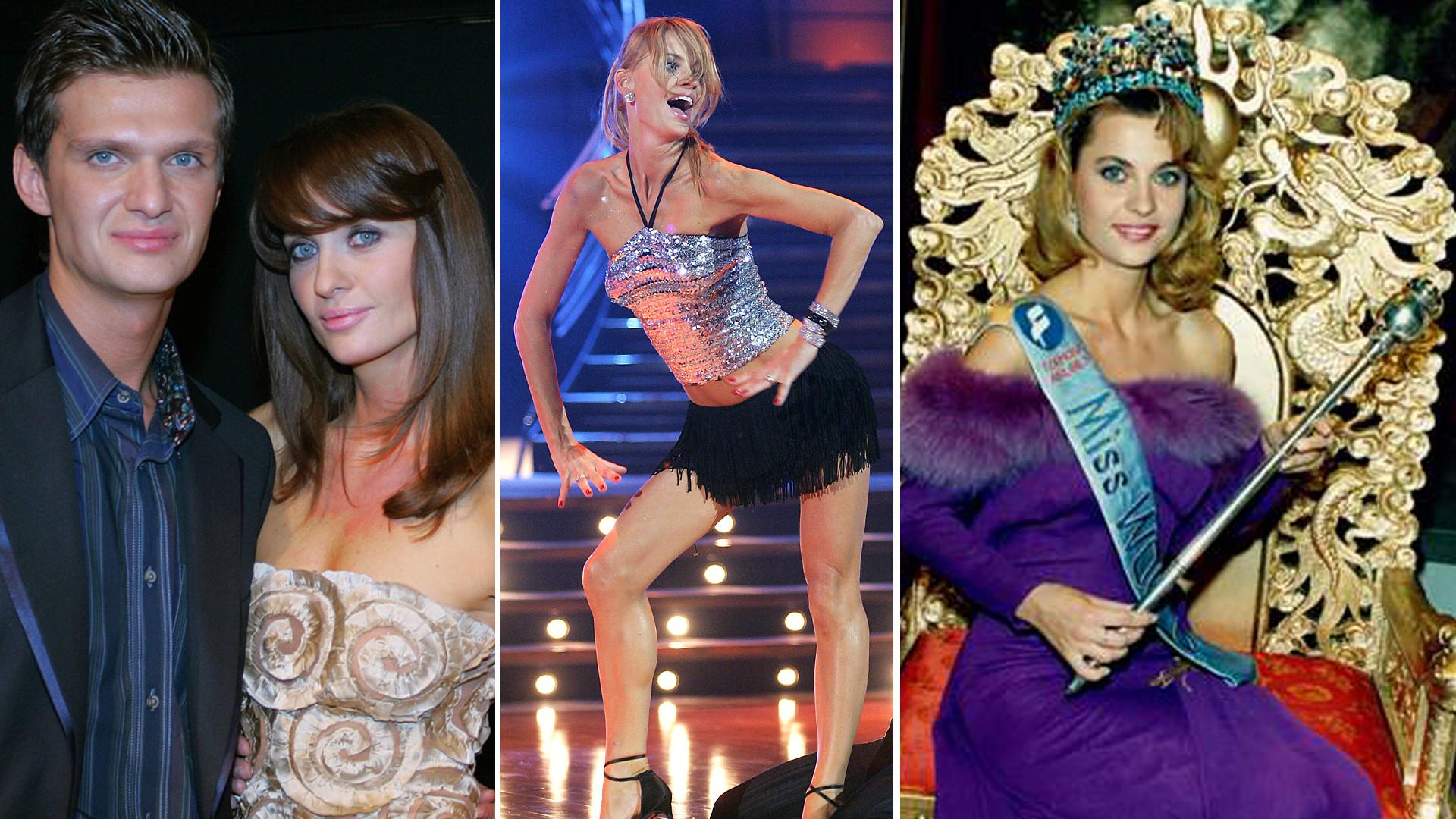 Tak Aneta Kręglicka wyglądała 30 lat temu, gdy zdobyła koronę Miss Świata (ZDJĘCIA)