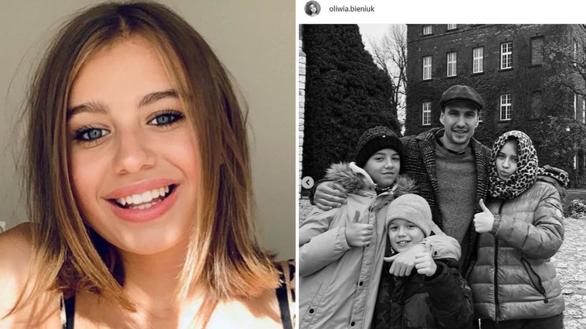 Oliwia Bieniuk z ojcem i braćmi – pokazała zdjęcia z rodzinnego weekendu (Instagram)