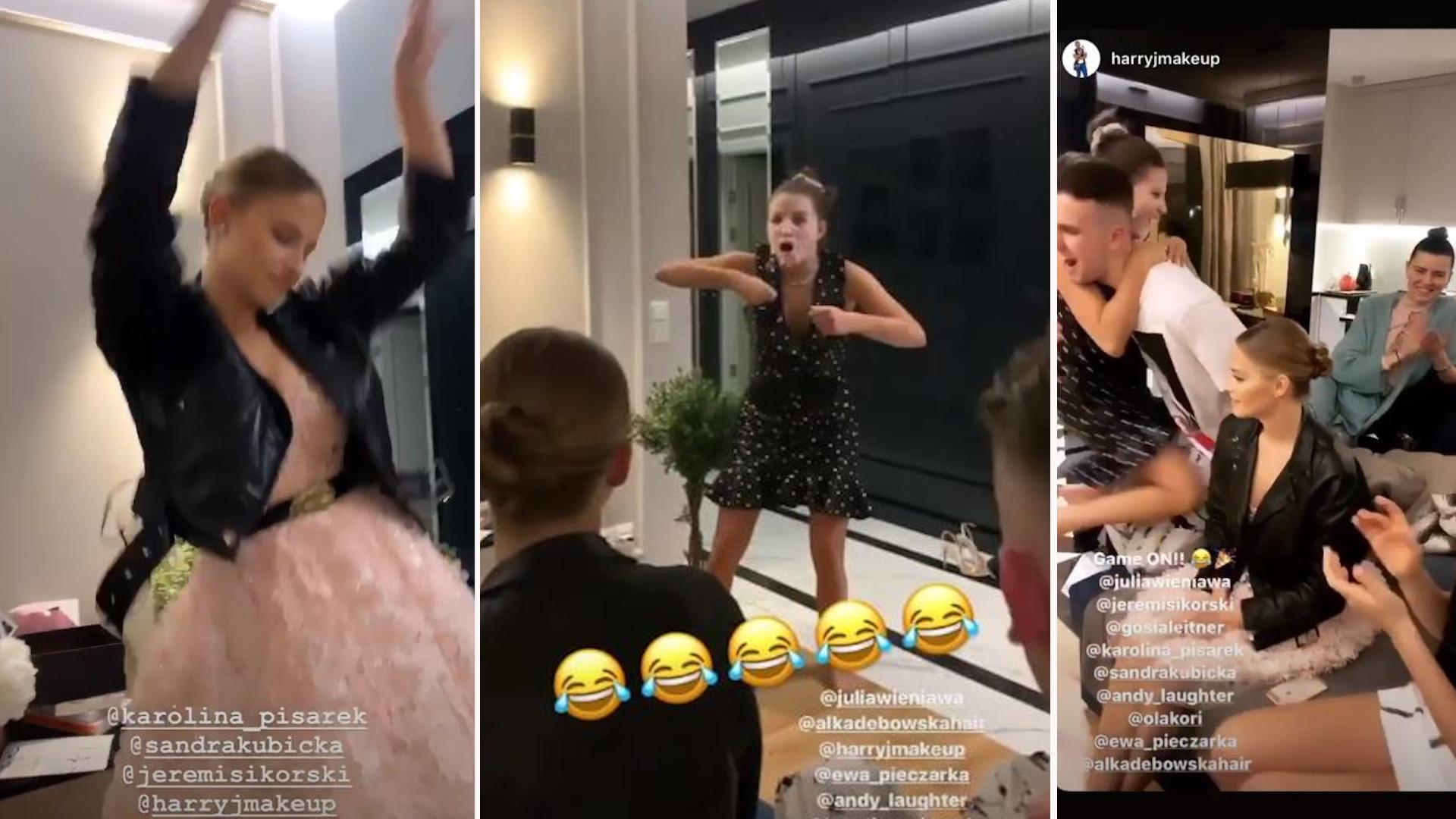 Wczoraj gwiazdy świetnie bawiły się na imprezie H&M. Zobaczcie, co działo się w mieszkaniu na AFTERPARTY
