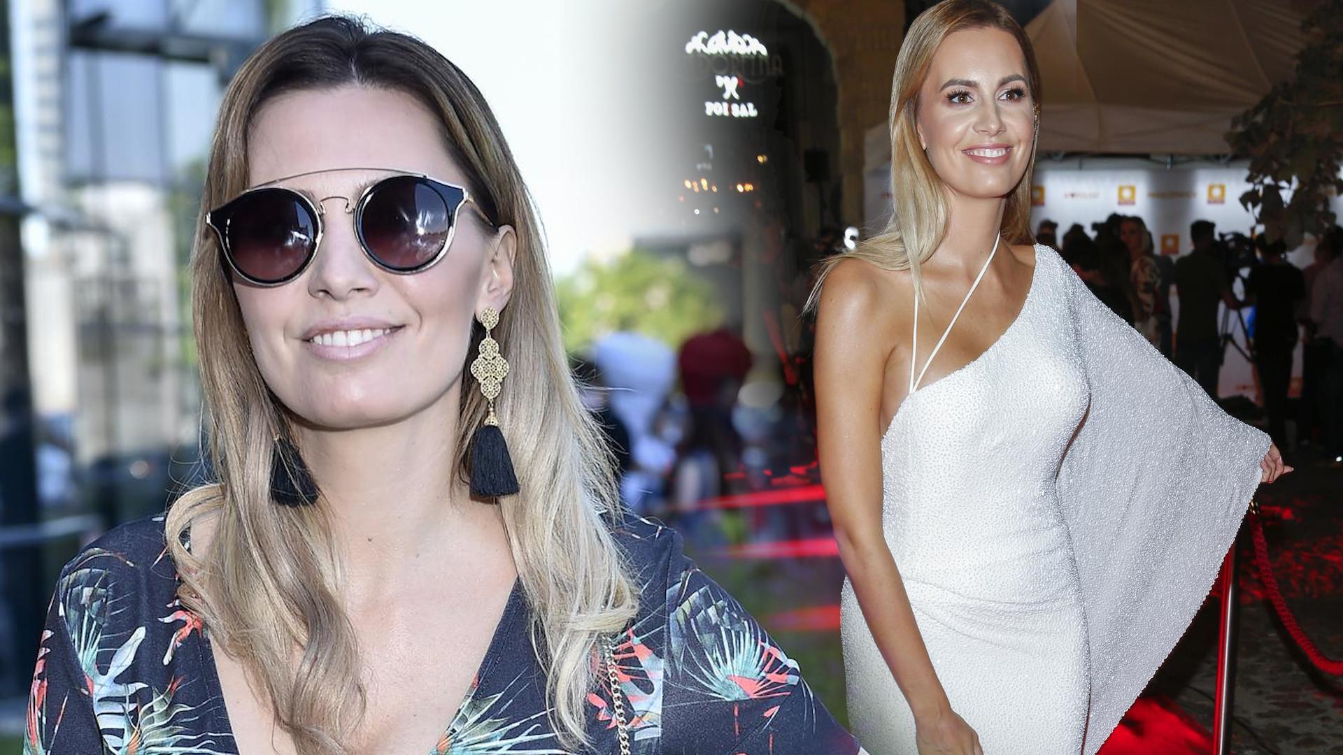 Agnieszka Hyży w seksownym stroju kąpielowym: Jak J.Lo! – piszą fani