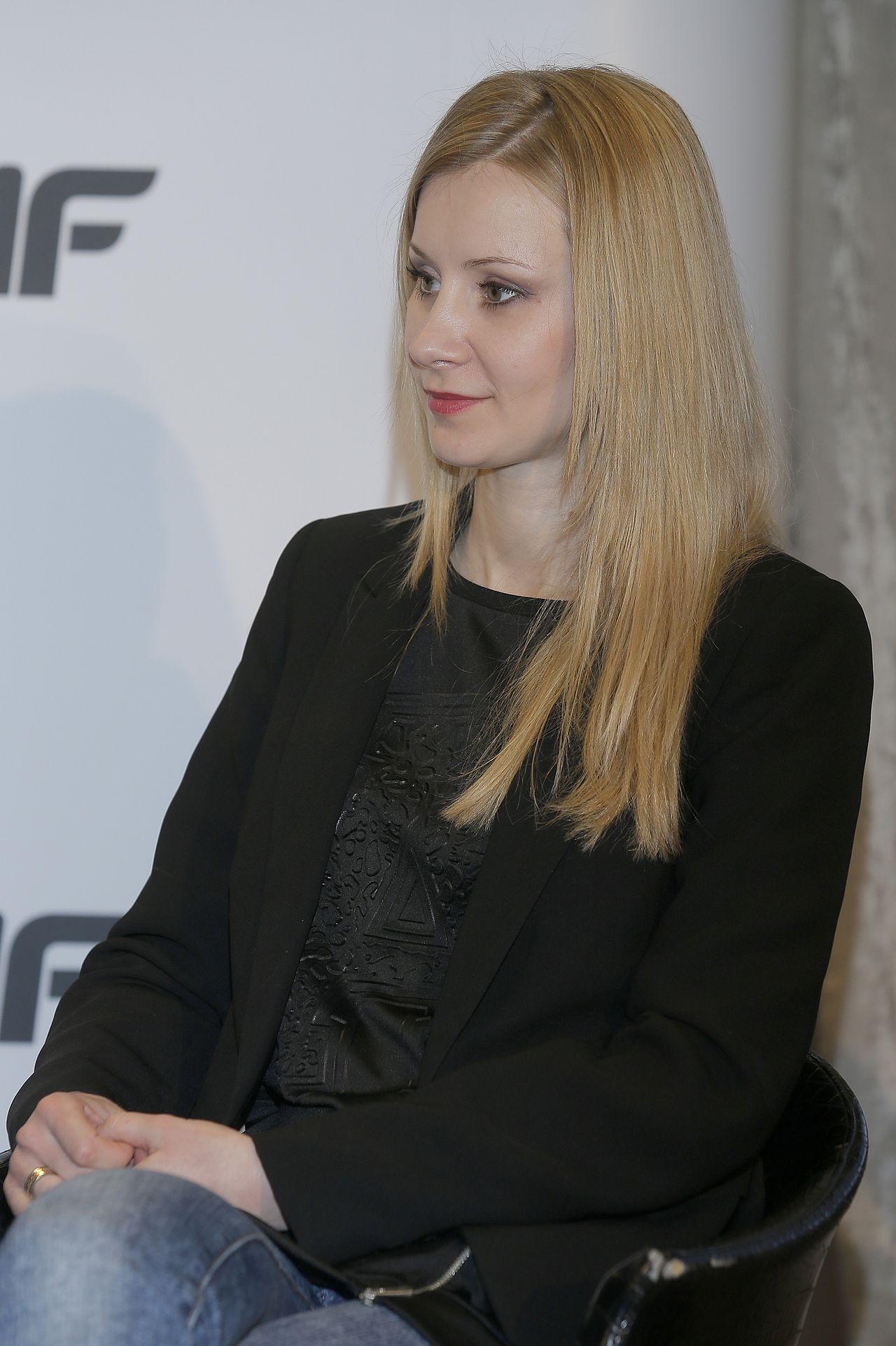 Żona Kamila-Stocha, Ewa Bilan-Stoch u boku męża i na imprezach