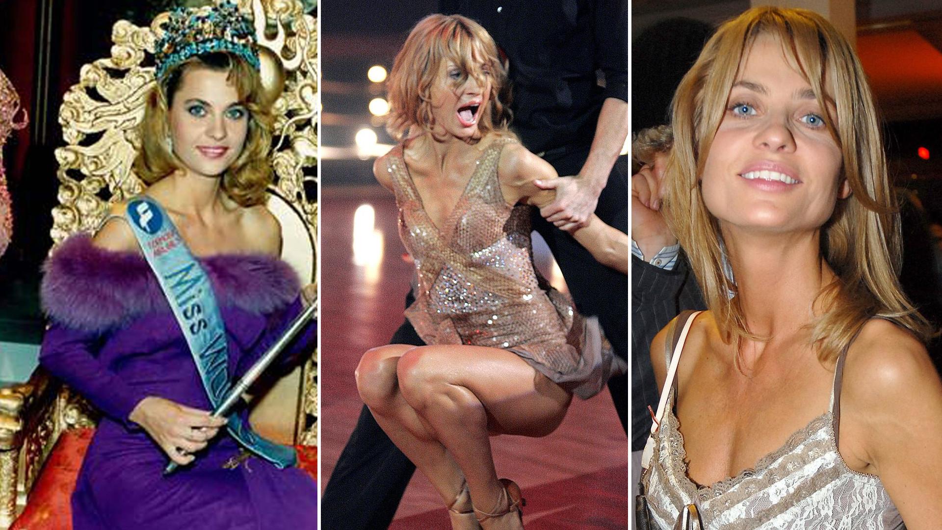 Tak się zmieniała Aneta Kręglicka – Miss Świata z 1989 roku