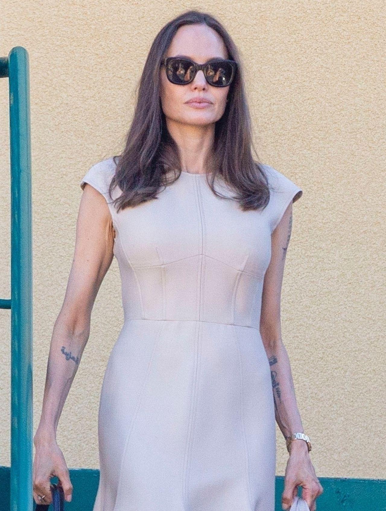 Angelina Jolie posądzana o anoreksję