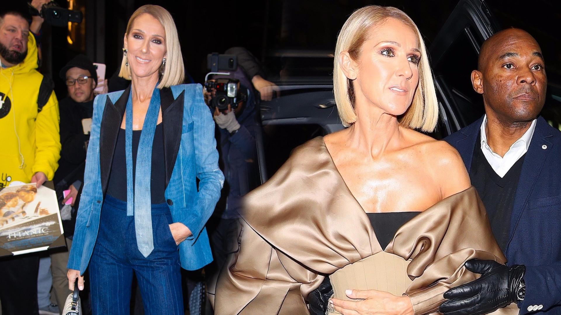 Celine Dion to prawdziwa fashionistka. Przebierała się aż 5 RAZY! (FOTO)