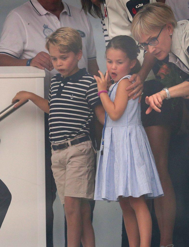 Dzieci Księżnej Kate