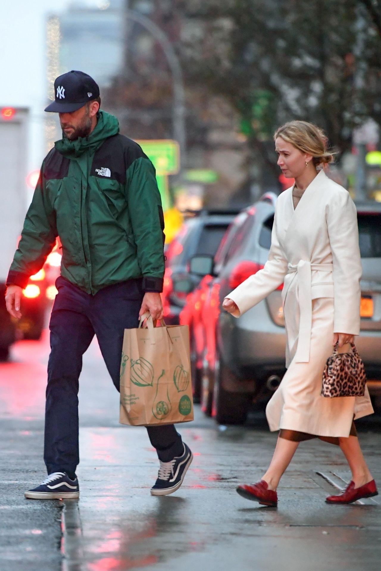 Jennifer Lawrence i Cooke Maroney