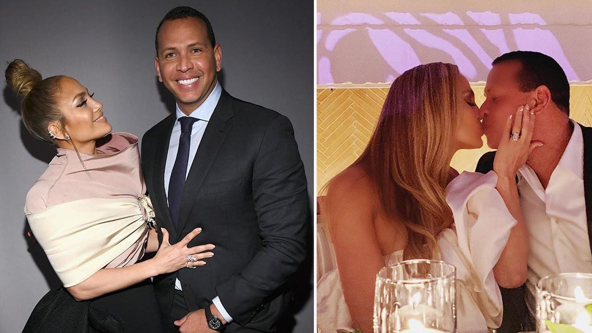 Jennifer Lopez i Alex Rodriguez wezmą ŚLUB już w Sylwestra? Podano SZCZEGÓŁY bajkowej ceremonii