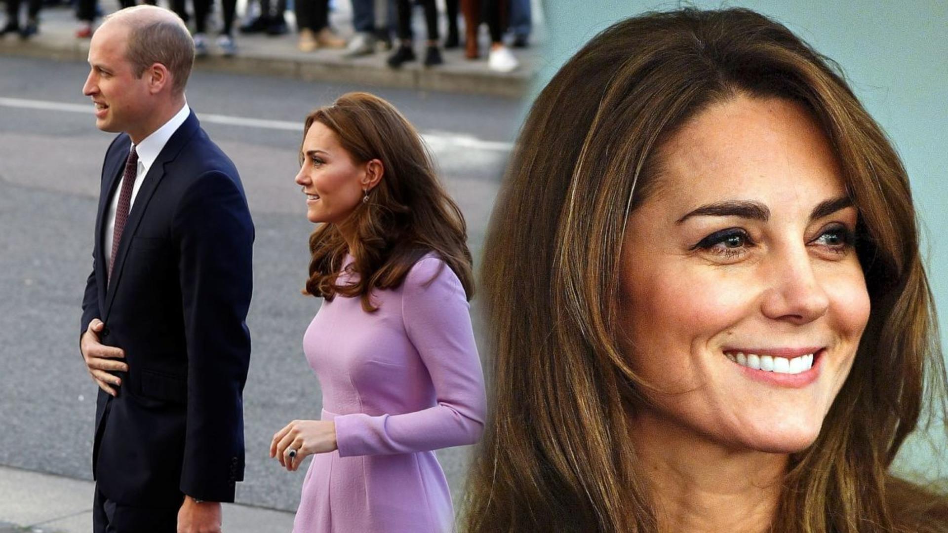 Księżna Kate jest w czwartej ciąży? Wiemy, który to miesiąc!