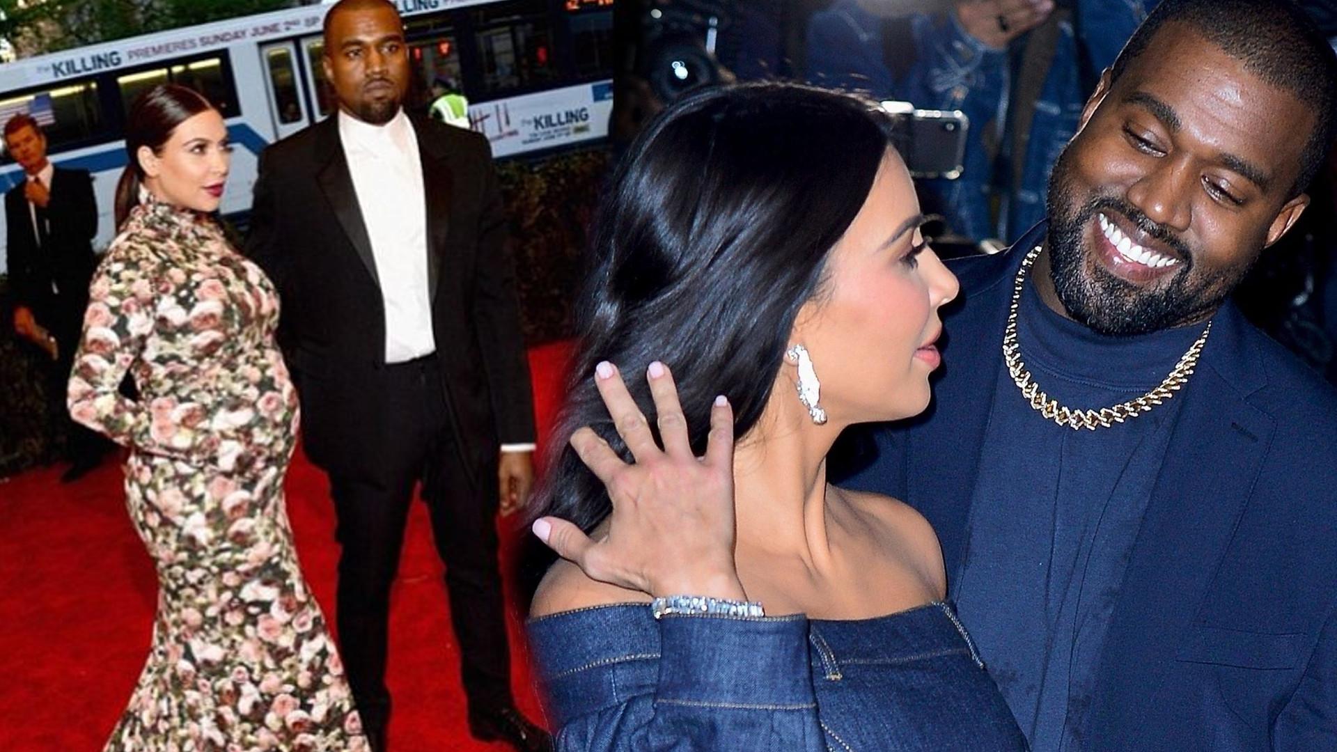 Kim Kardashian PŁAKAŁA po tym, jak została wyśmiana za sukienkę w kwiaty na Gali Met w 2013
