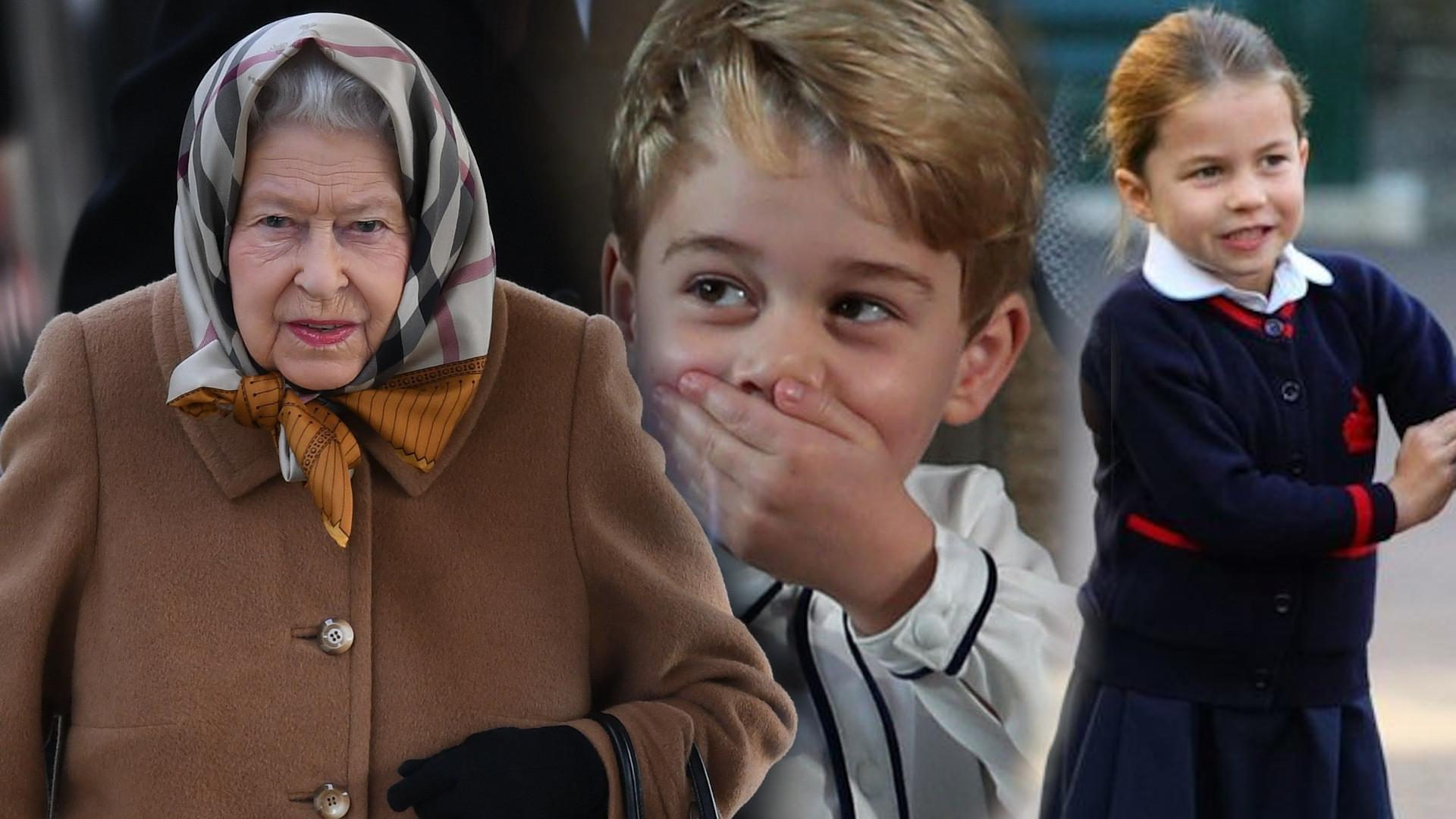 Zarządzenie Elżbiety II ZNISZCZY Boże Narodzenie dzieciom z rodziny królewskiej