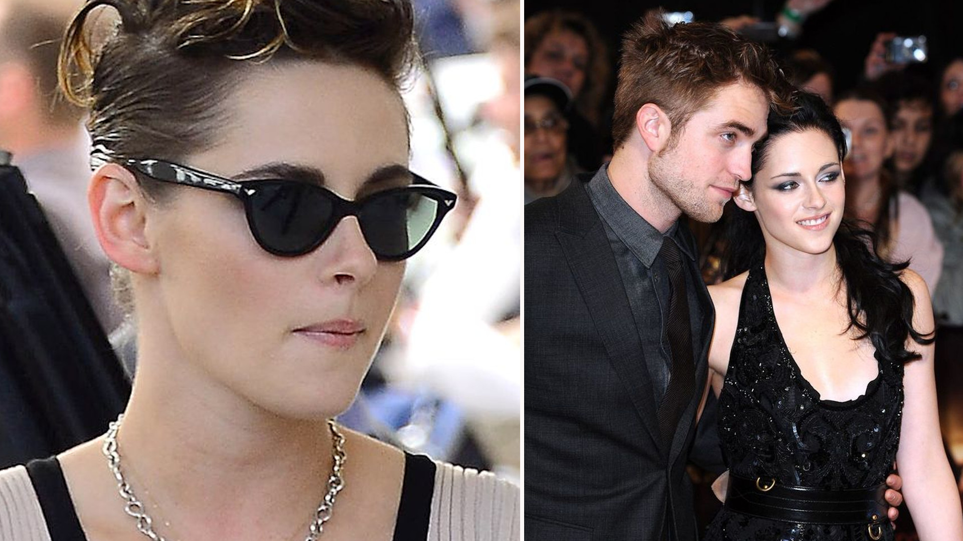 Kristen Stewart mówi o ŚLUBIE z Robertem Pattinsonem
