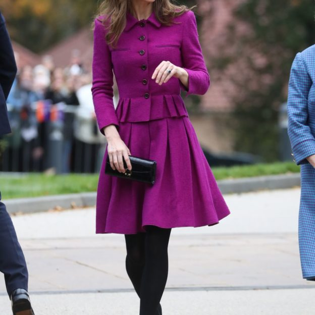 Duchess of Cambridge at opening of Children's Hospice