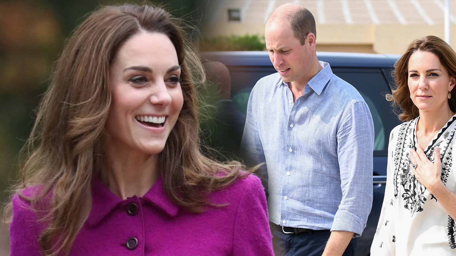 OŚWIADCZENIE pałacu wywołało kolejne plotki o CIĄŻY księżnej Kate