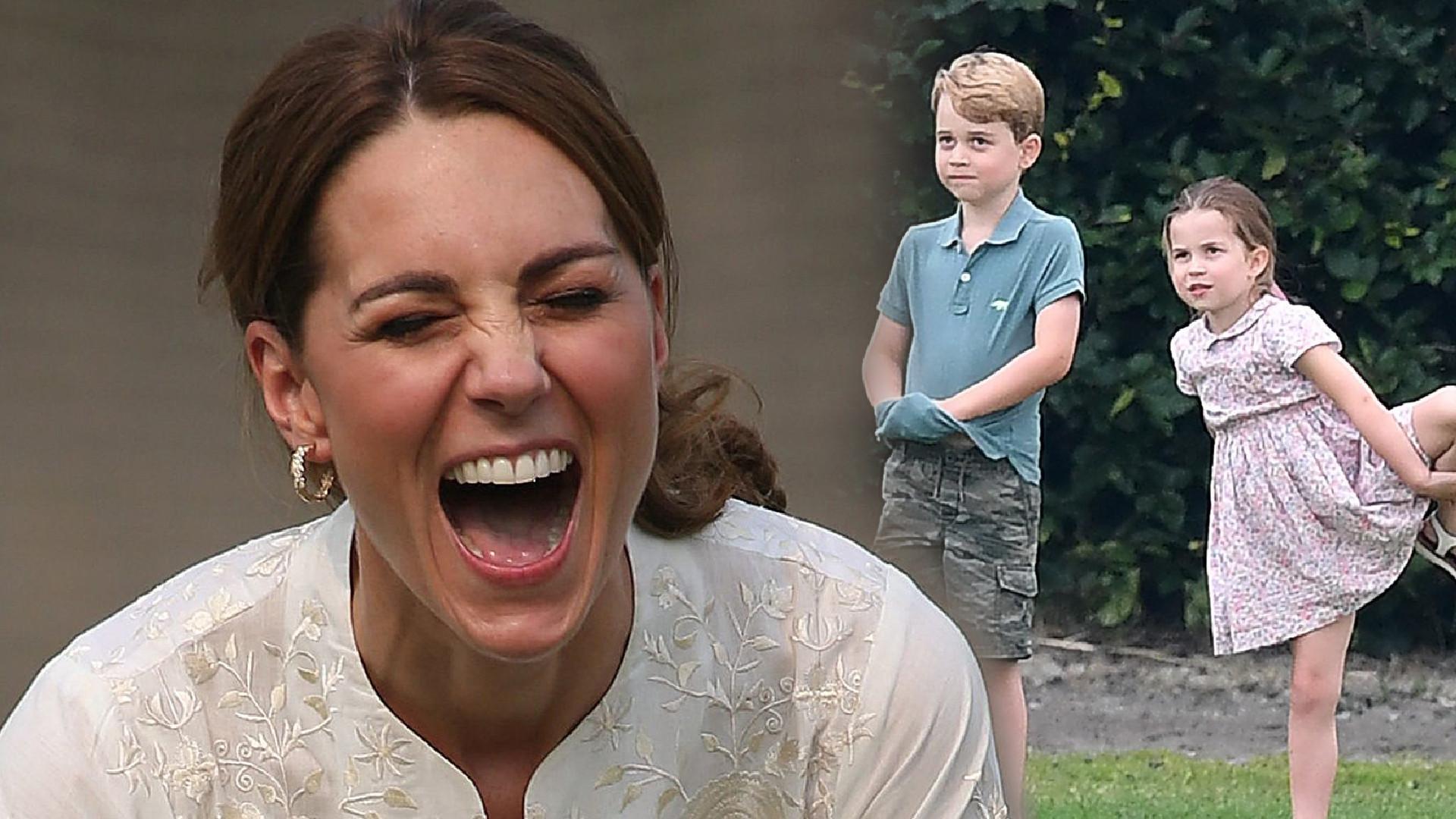 Dlaczego księżna Kate tak ubiera swoje dzieci?