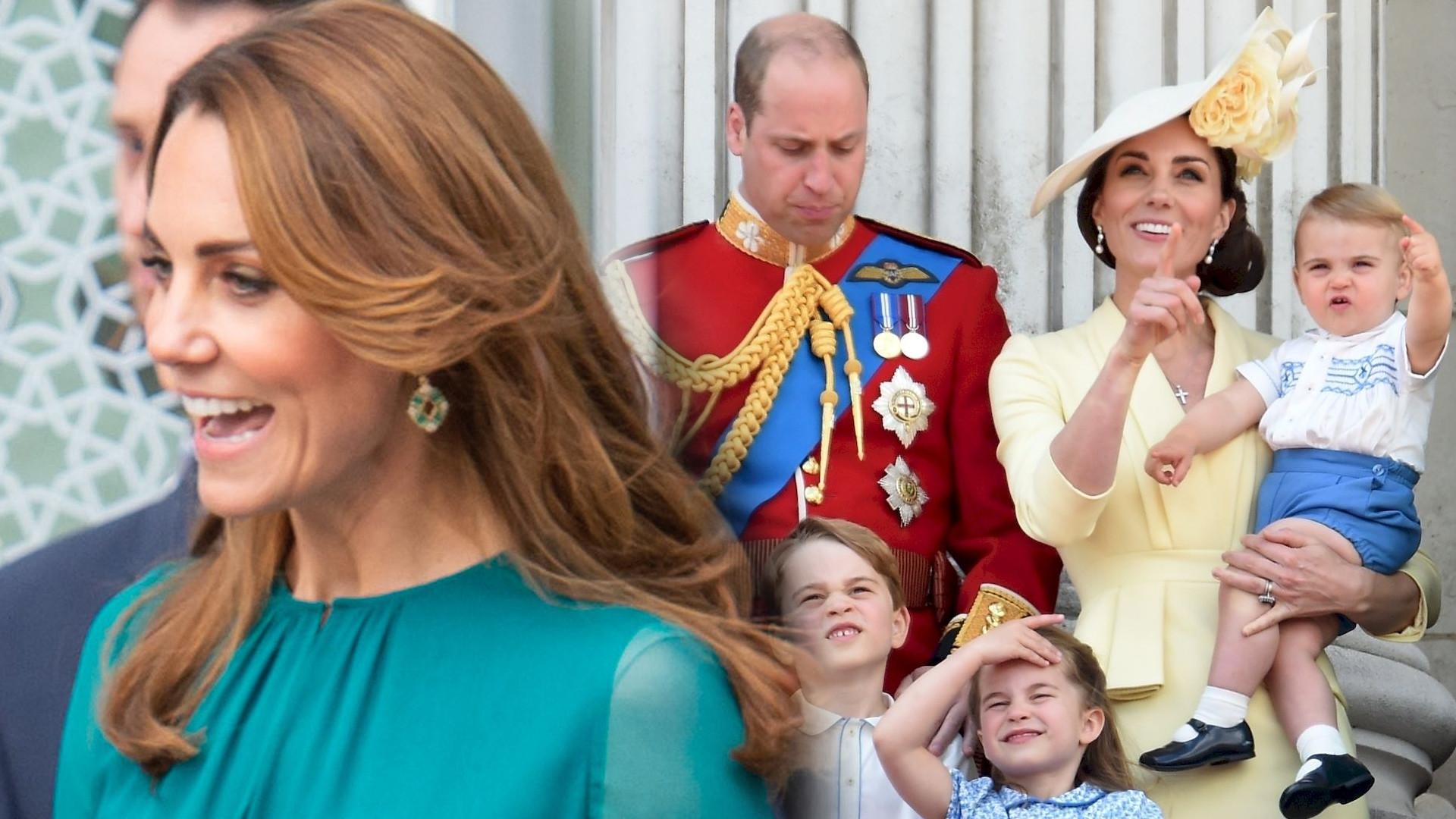 Księżna Kate POMIJA dwa ważne wydarzenia – nie pojawi się obok Williama z powodu DZIECI