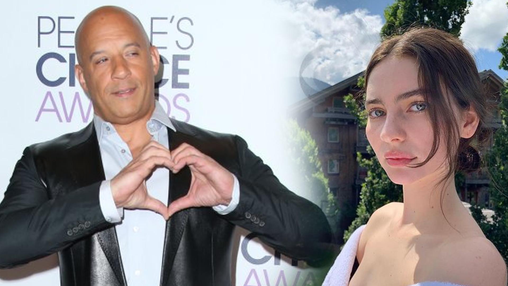 Vin Diesel pokazał zdjęcie Meadow, 21-letniej córki zmarłego Paula Walkera. Wyrosła na piękną kobietę