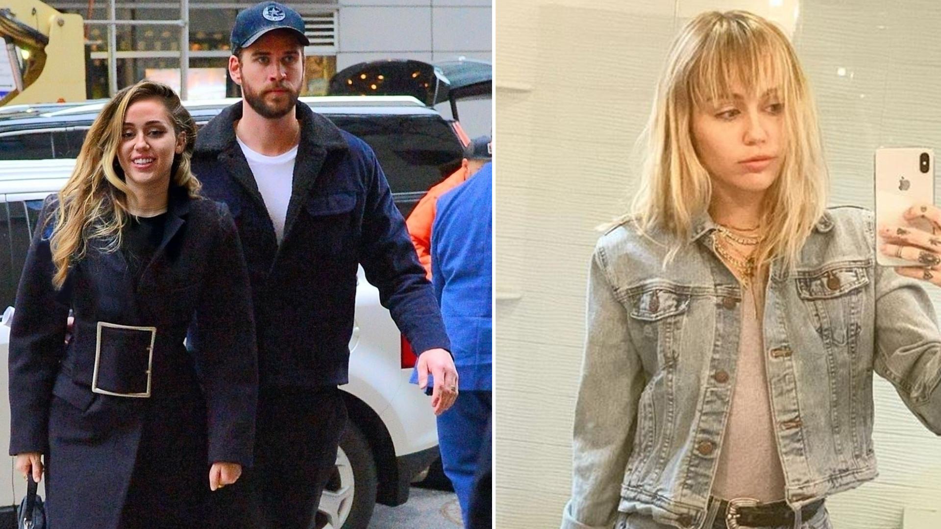 Co czuje Miley Cyrus, po tym jak szwagierka Liama Hemsworth'a publicznie ją upokorzyła?!