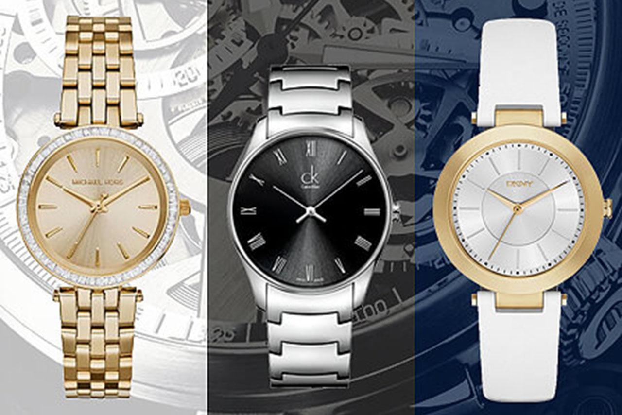 Zobacz damskie zegarki, które mogą posłużyć za biżuterię