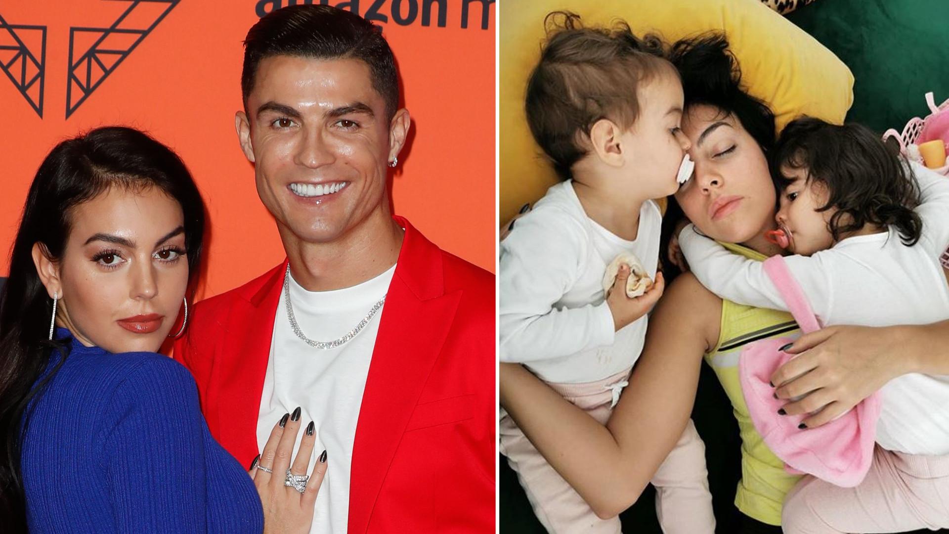 Cristiano Ronaldo pokazał jak wyglądały luksusowe urodziny jego córki. Impreza była BAJKOWA!