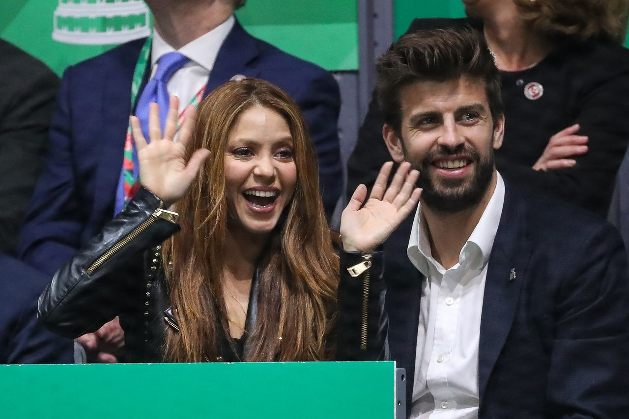 Shakira, jak nigdy pochwaliła się zdjęciem ze swoimi synami