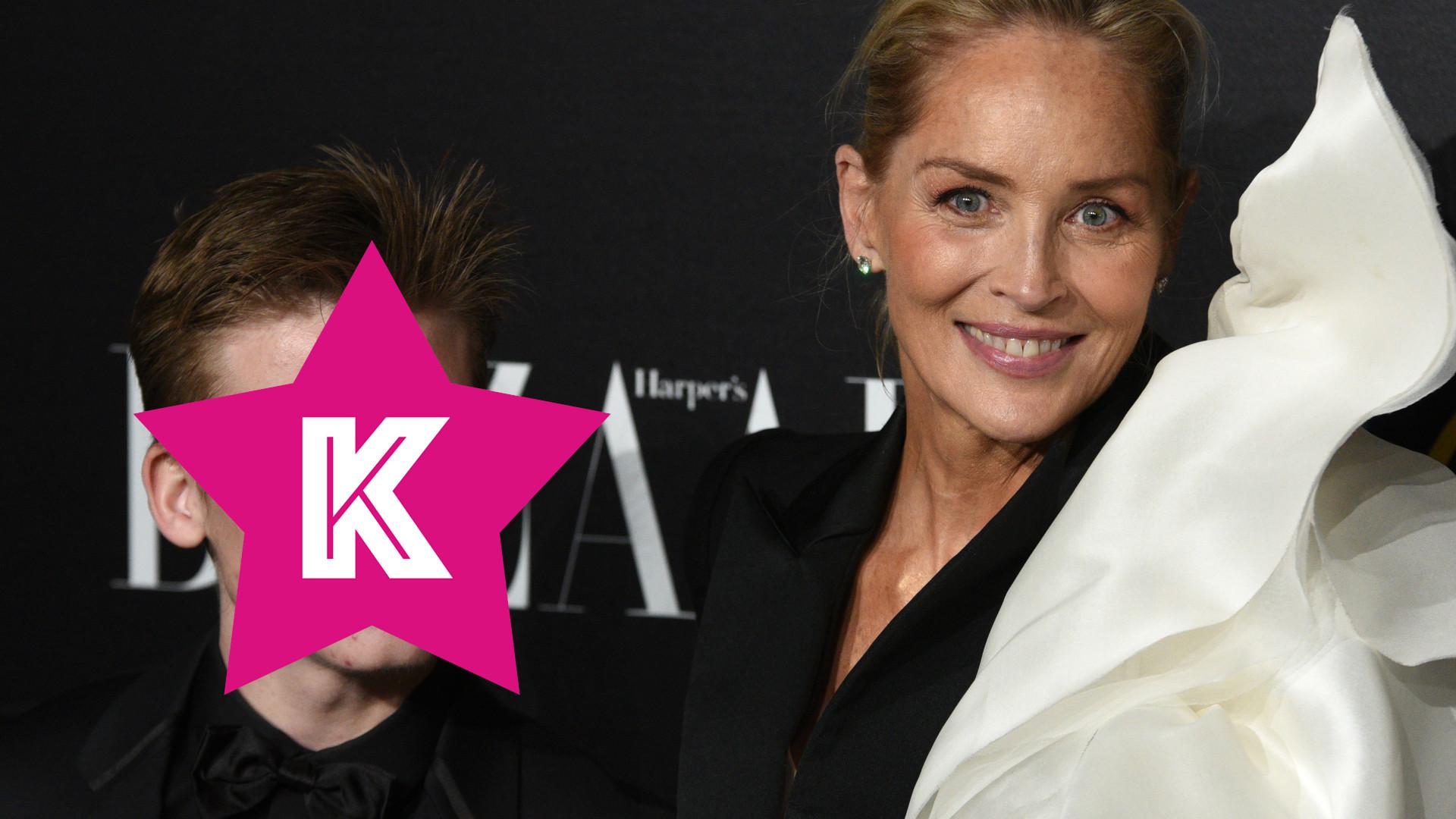 Sharon Stone zabrała 19-letniego syna na ściankę. Aktorka utraciła prawa do opieki nad nim (ZDJĘCIA)
