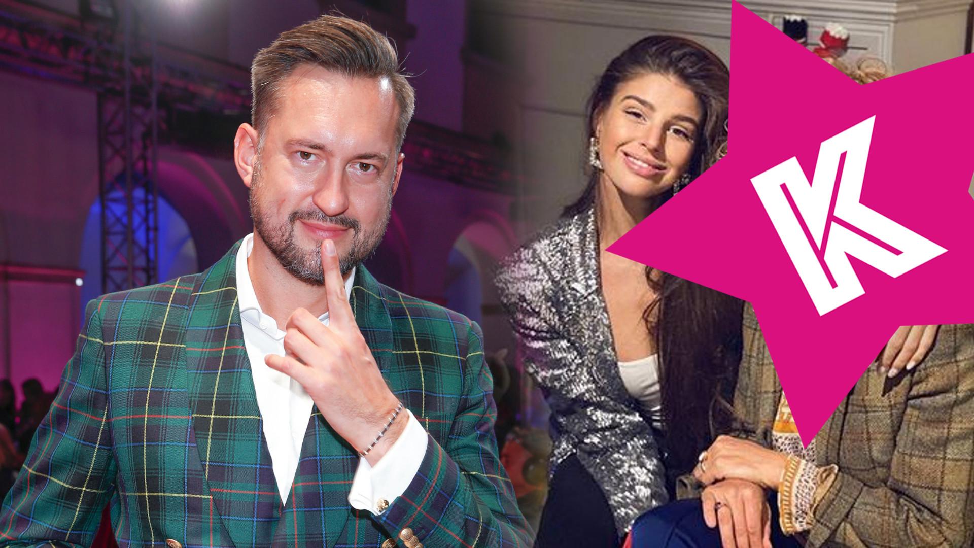 """Żona Marcina Prokopa to prawdziwa piękność. Uczestniczka """"Top Model"""" dodała z nią zdjęcie"""