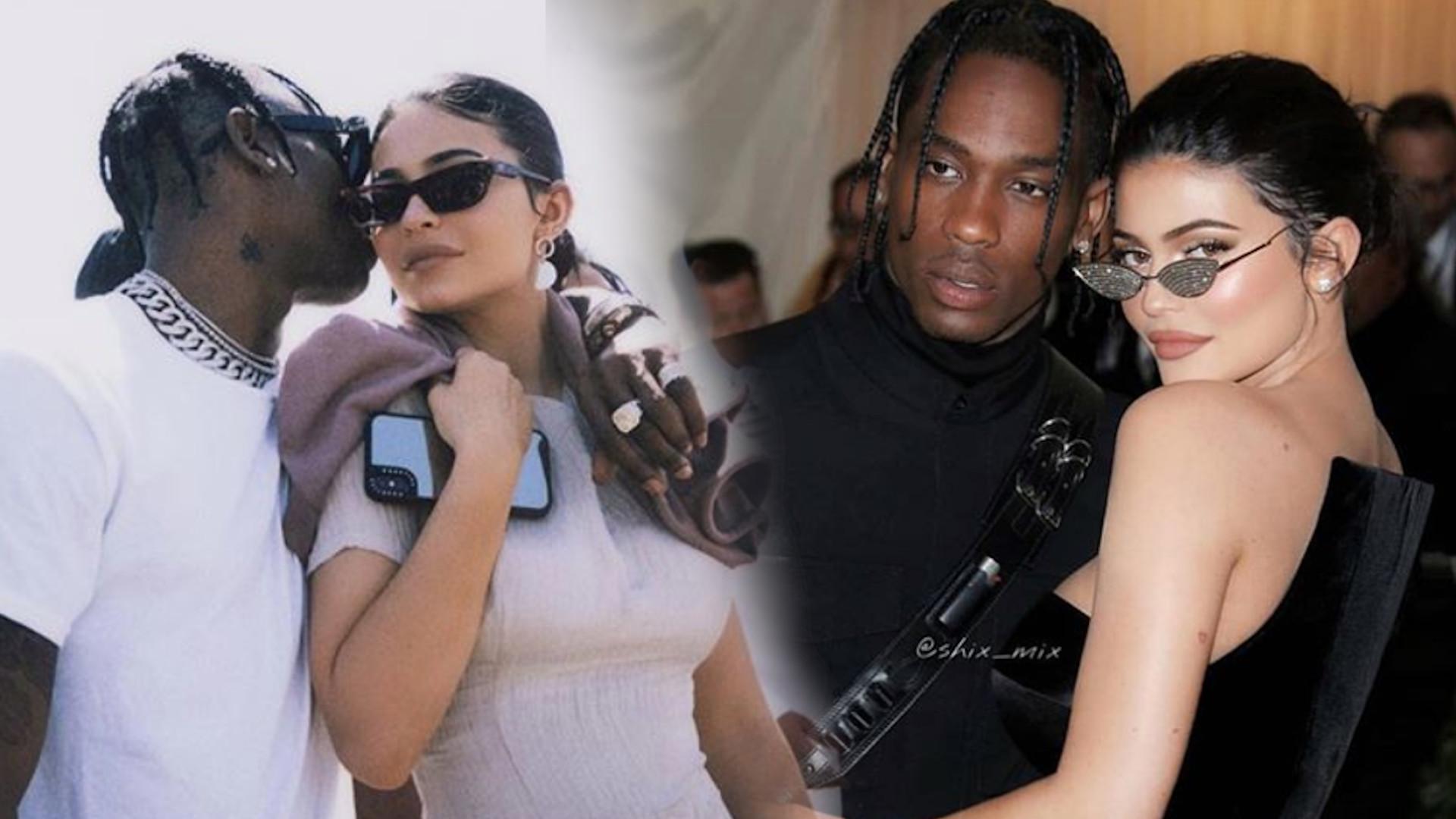 Travis Scott oficjalnie powiedział, że nadal KOCHA Kylie Jenner