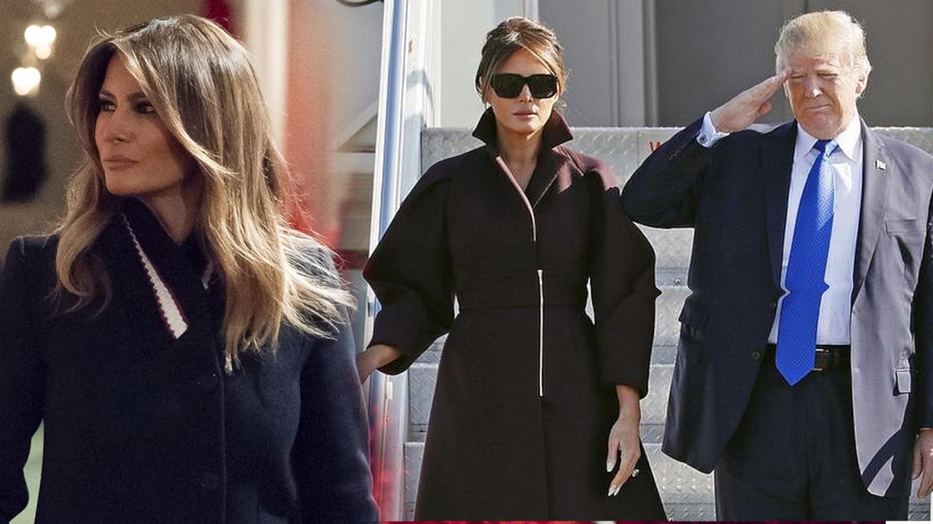 Książka o Melanii Trump mocno zamiesza w BIAŁYM DOMU. Już wiemy, że nie śpi z mężem i….