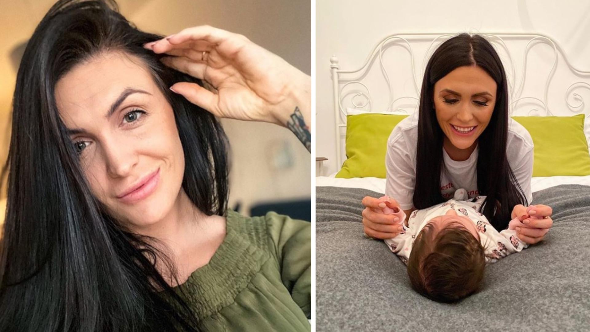 Magda Pyznar zdradziła nam, jak się czuje w nowej roli – świeżo upieczonej mamy (WIDEO)