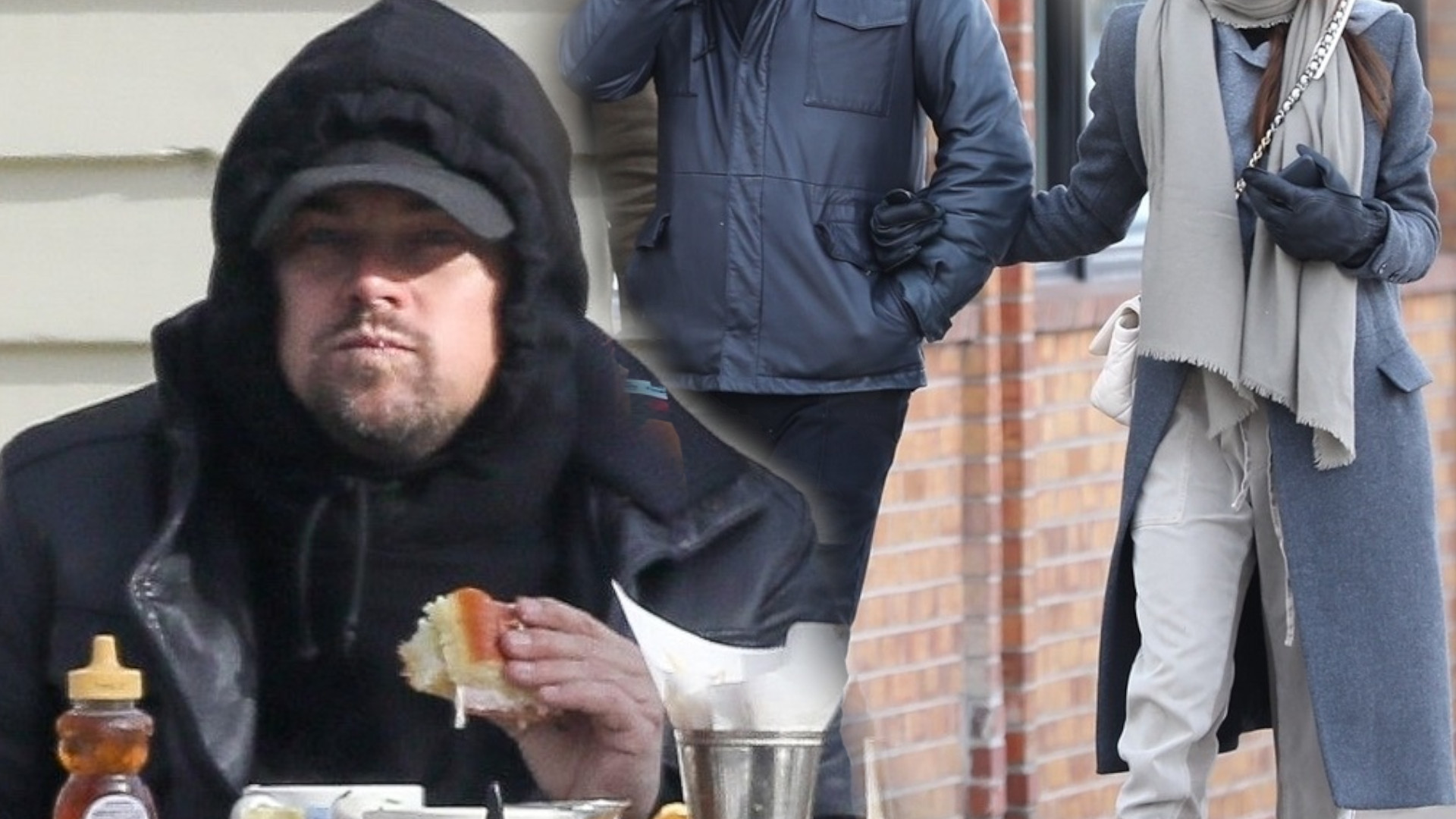 Leonardo DiCaprio i 22-letnia ukochana odpoczywają w ASPEN. Zajadają frytki i burgery