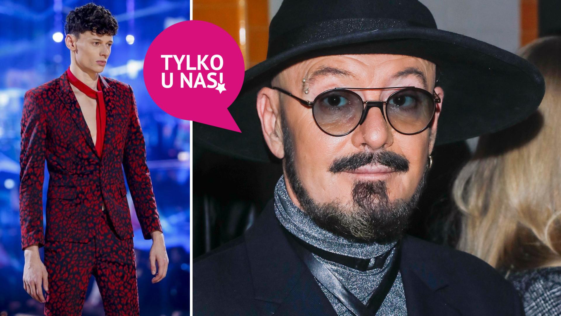 Dawid Woskanian wygrał Top Model – Tomasz Jacyków komentuje udział chorego na zespół Tourette'a chłopaka w show