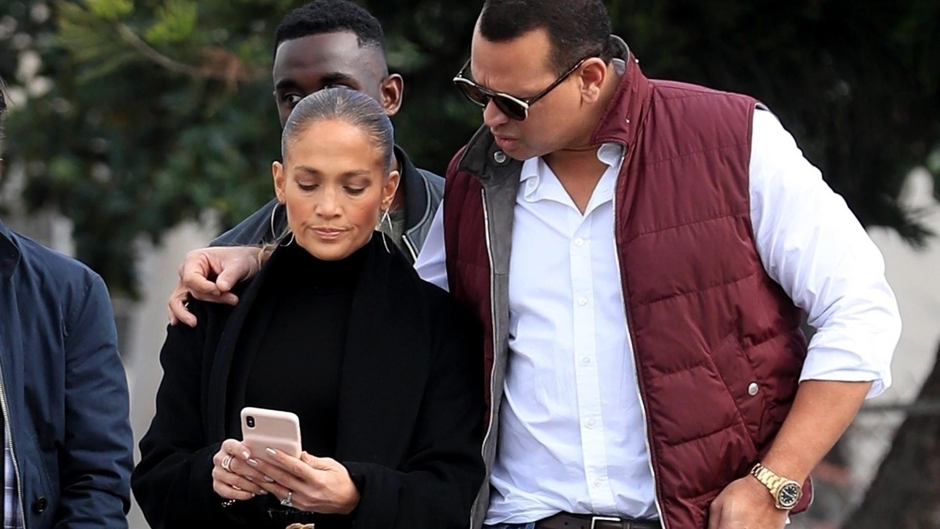 Kiedy Ty liczysz, ile zostało w portfelu po świętach, Jennifer Lopez kupuje sobie… TO (ZDJĘCIA)