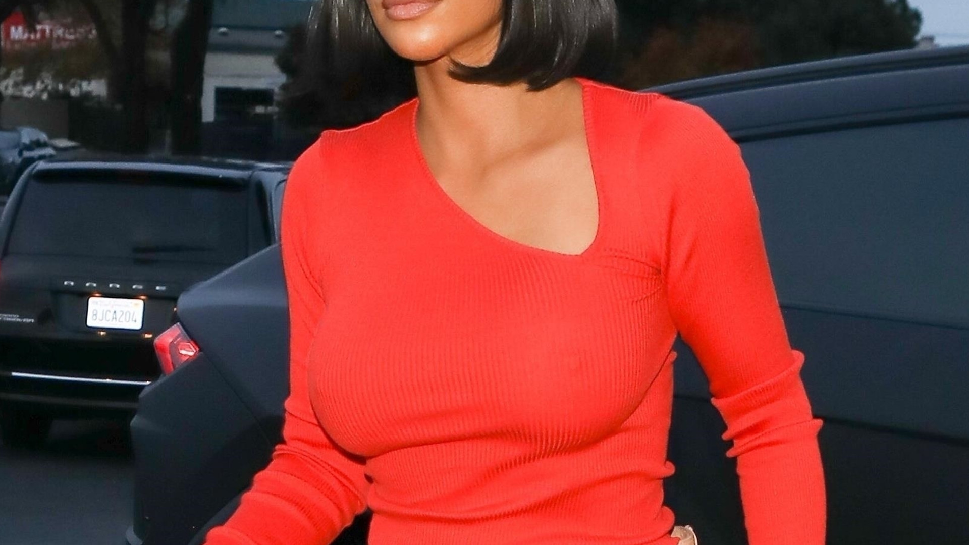 W tym makijażu Kim Kardashian naprawdę można się zakochać (ZDJĘCIA)